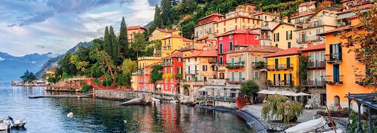 Menaggio on Lake Como