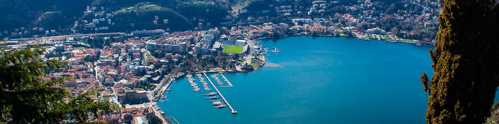 History of Lake Como