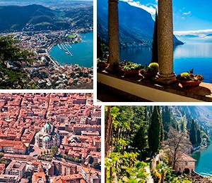 Photos of Lake Como
