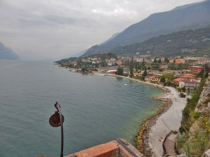 View from the Malcesine Castle
