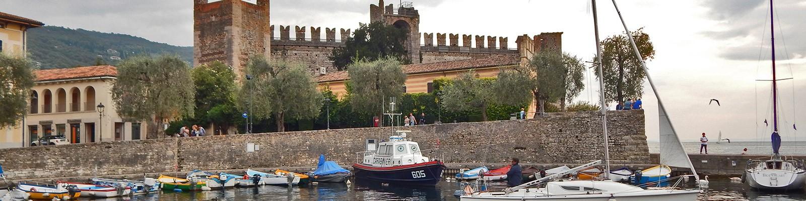History of Lake Garda