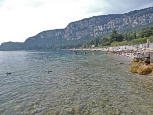 Beaches of Lake Garda