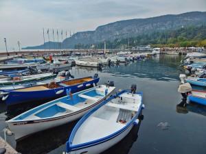 Port of the Garda Town