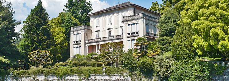 Vila Ducale u Strezi