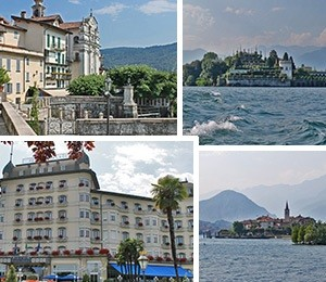 Attractions in Lake Maggiore