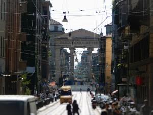 Porta Ticinese u Milanu