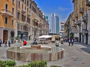 Corso Komo u Milanu