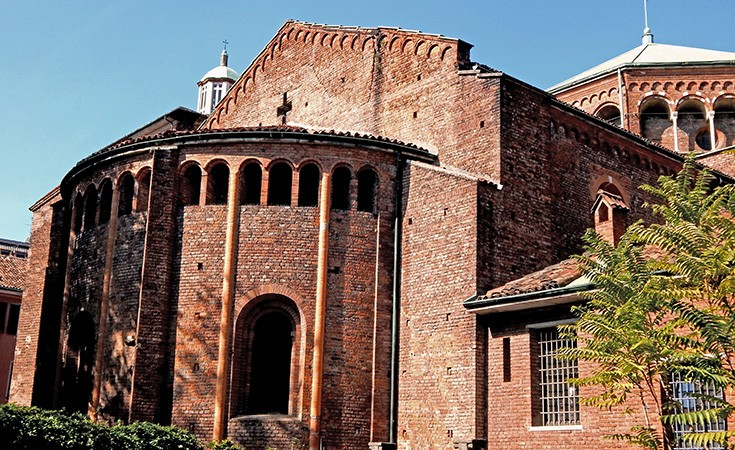 Basilica of San Nazaro