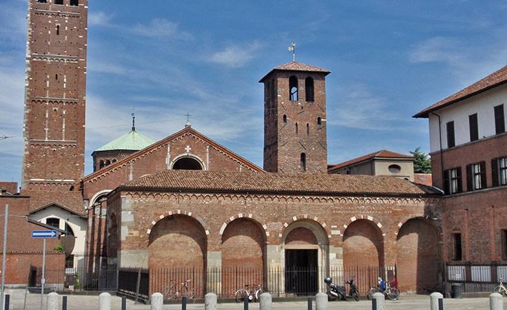 Basilica of Sant' Ambrogio