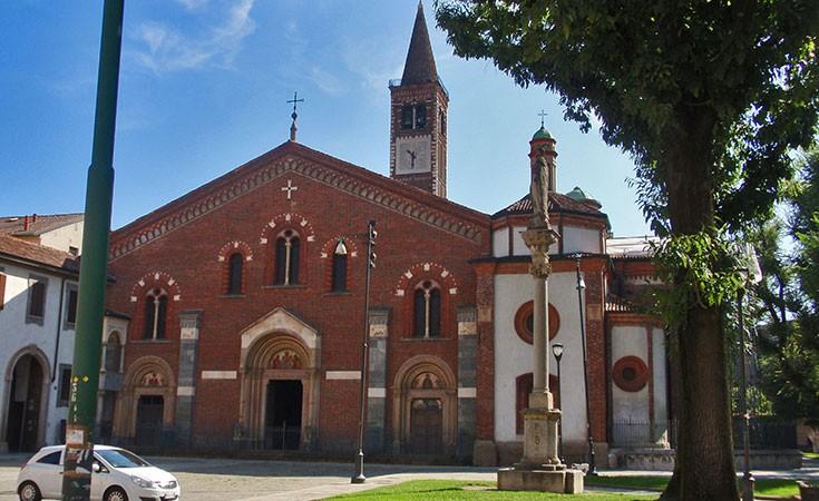 Bazilika Svetog Eustorgija u Milanu