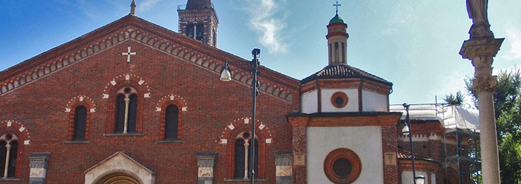 Basilica of Sant Eustorgio in Milan