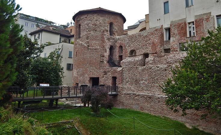 Maksimilianove zidine grada