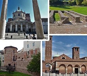 Antičke znamenitosti Milana