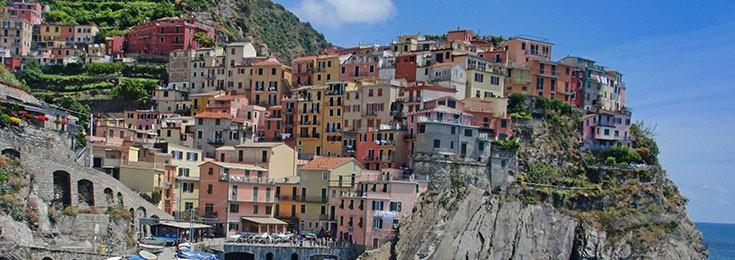 Cinque Terre: takozvanih pet zemalja u Italiji