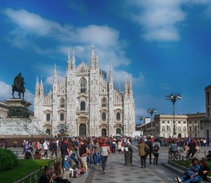 Istorija Milana