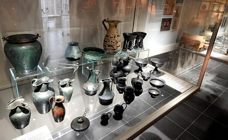 Arheološki muzej i Crkva Svetog Mauricija