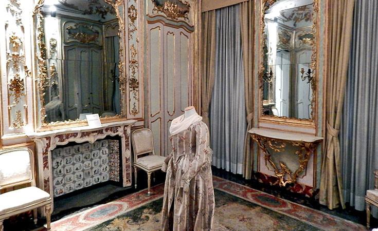 Museum Palazzo Morando in Milan