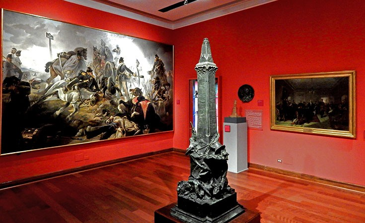 Museum of Italian resurgence in Milan