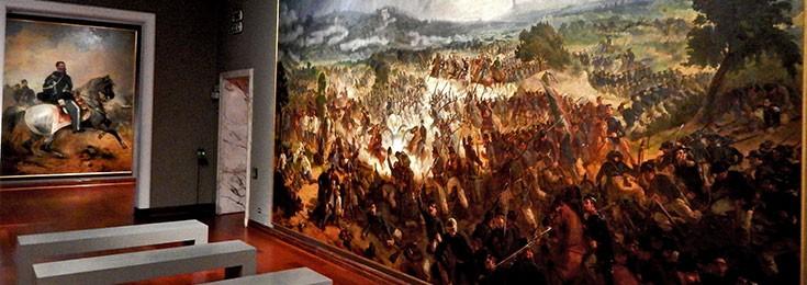 Museum of Italian resurgence in Milan