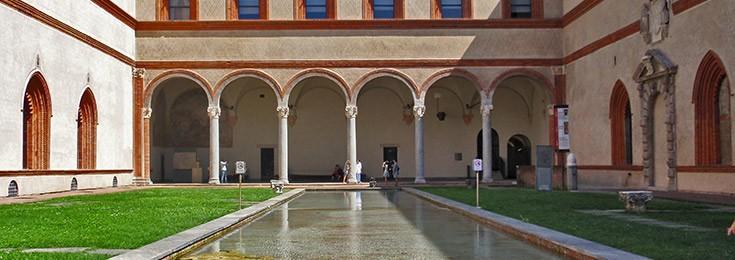 Muzeji zamka Sforca u Milanu