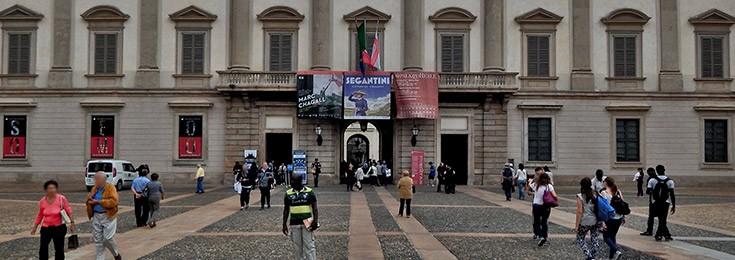 Kraljevska palata u Milanu