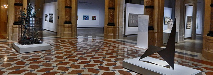 The Gallery of Italy in Milan