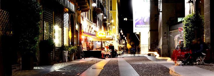 Brera - boemska četvrt
