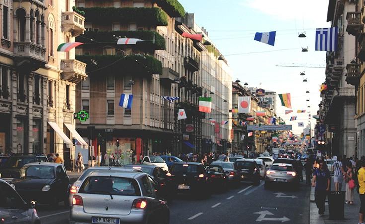 Korso Buenos Aires
