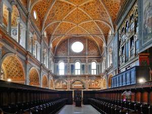 Church San Maurizio in Milan