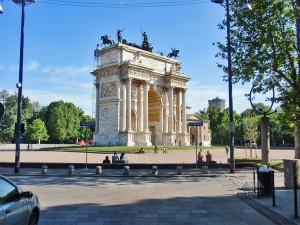 Kapija mira u Milanu