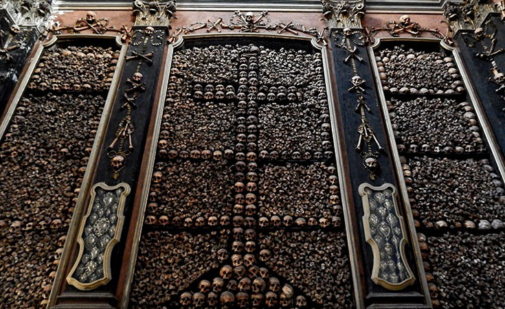 Church San Bernardino's Ossuary