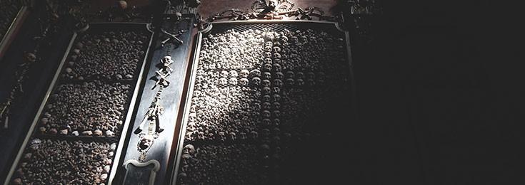 Kosturnica crkve San Bernardino
