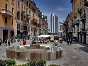 Korzo Komo u Milanu