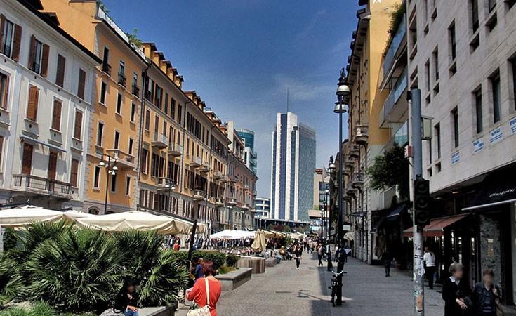 Korso Komo u Milanu