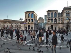 Piazza Duomo u Milanu