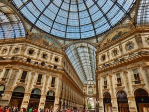 Galerija Vitorio Emanuele II u Milanu