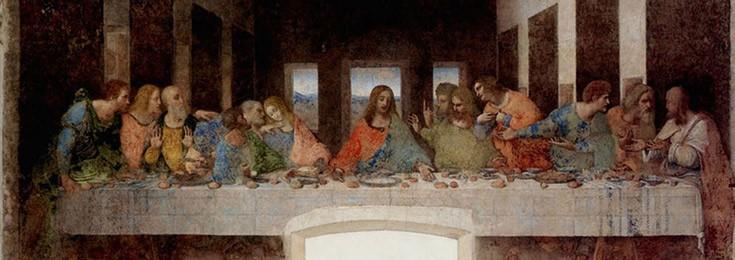 Tajna večera Leonarda da Vinčija
