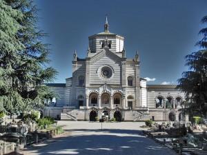 Monumentalno groblje u Milanu