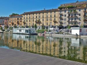 Naviljo Grande kanal u Milanu