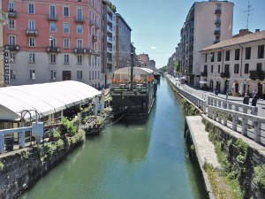 Navigli Canals in Milan