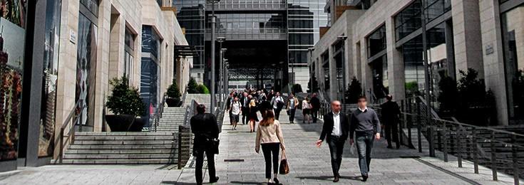 Porta Nuova District in Milan