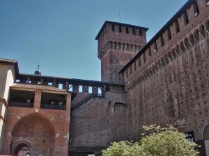 Sforca Zamak u Milanu