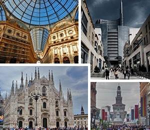 Znamenitosti Milana
