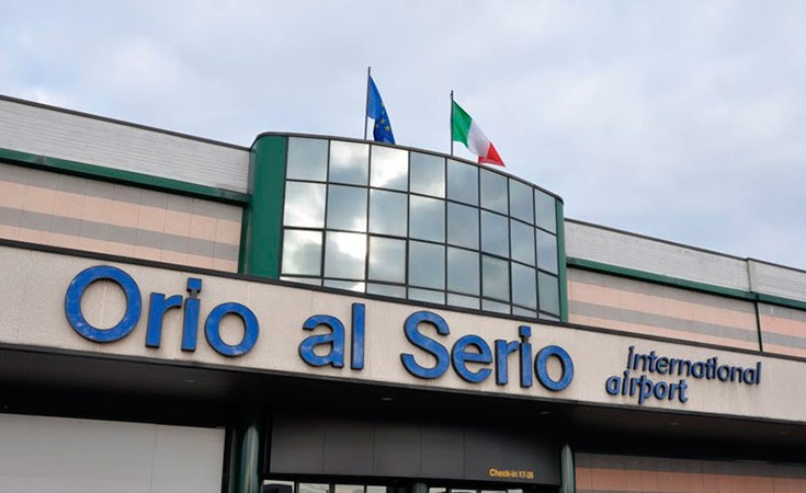 From Bergamo airport to Milan Central Station