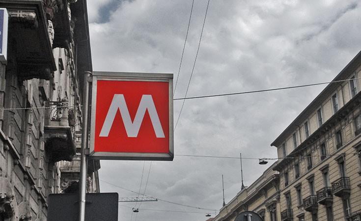 Metro u Milanu