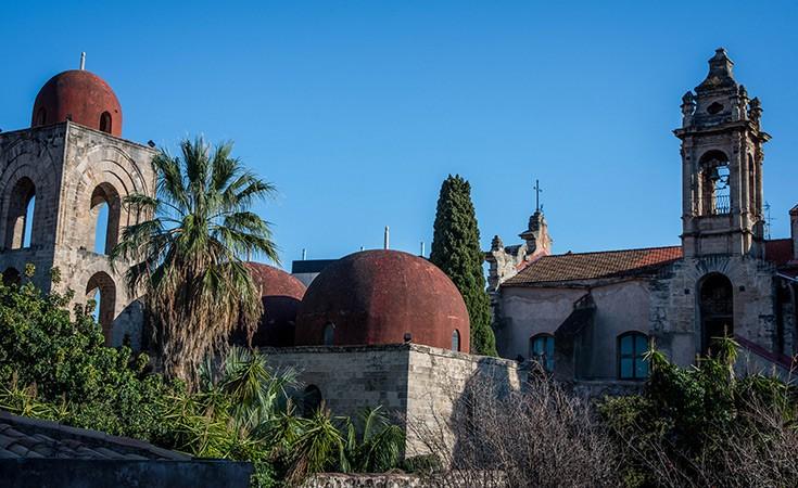 Church San Giovanni degli Eremiti