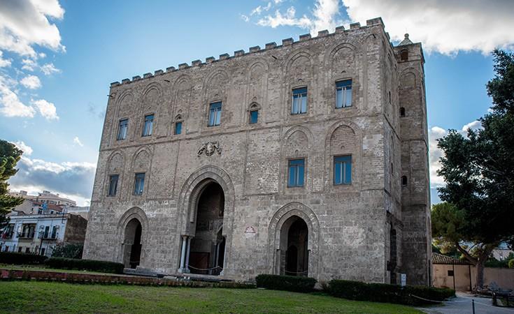 Zisa zamak