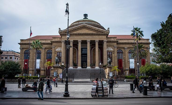 Theatre Massimo