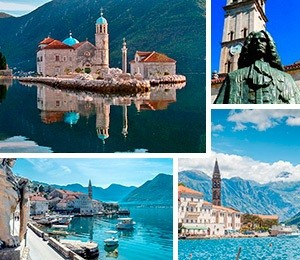Sights in Perast