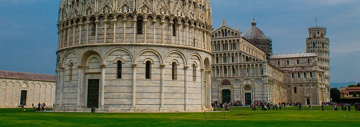 Piazza del Duomo or Piazza dei Miracoli